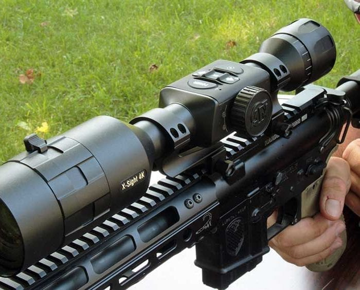 ATN X-Sight 4K Pro 5-20x Rifle Scope Review: Specs, Features & More