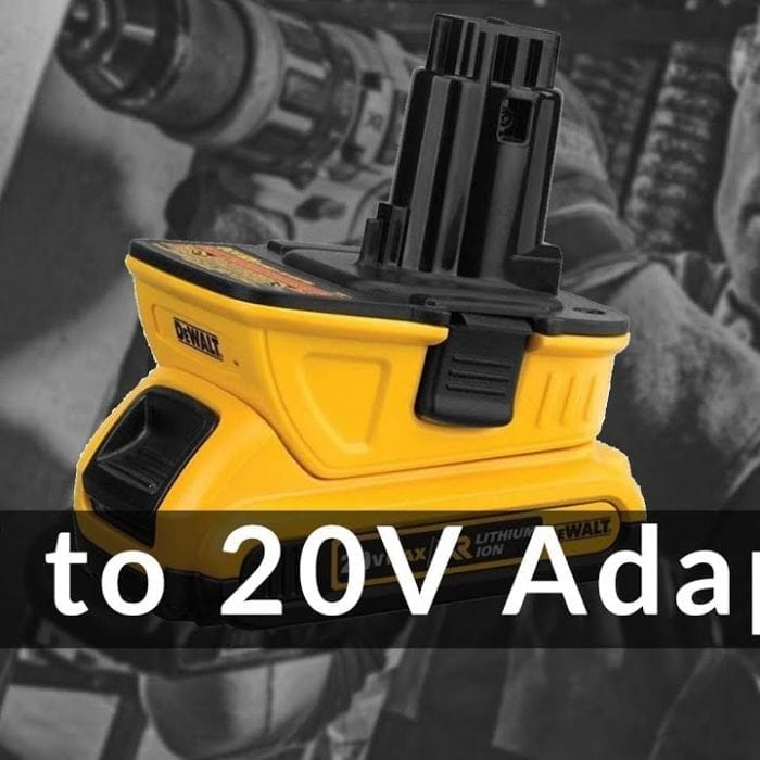 DeWalt 18V to 20V Adapter Review – Best Portable Adapter Out?