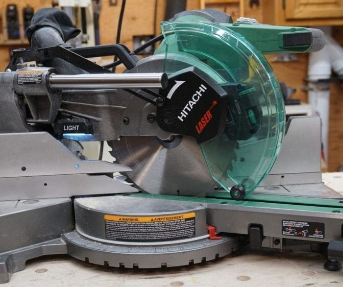 Hitachi C10FSHC Review – How Reliable Is This Miter Saw?