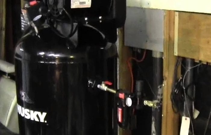Husky 60-Gallon Air Compressor Review: Maybe The Best Yet From Husky?