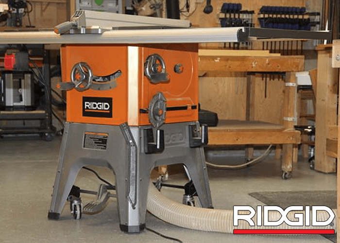 RIDGID R4512 Review – Is It The Best Low Vibration Table Saw?