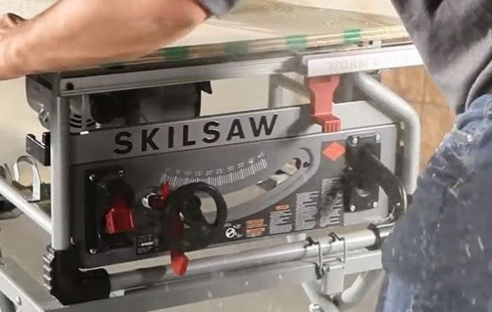 SKILSAW SPT70WT-22 Review – Is It The Best Portable Table Saw?