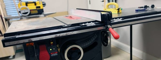 Shop Fox W1837 Review – Is This Hybrid Table Saw Worth It?