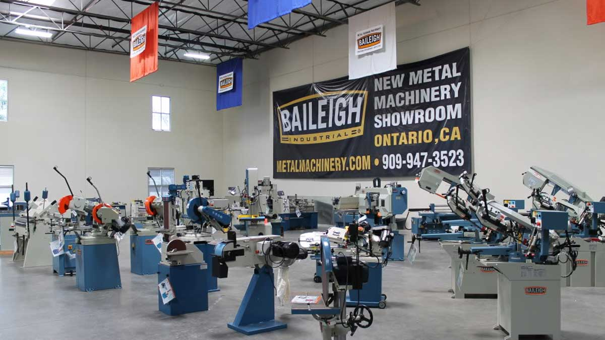 Baileigh BS-127P Band Saw Review