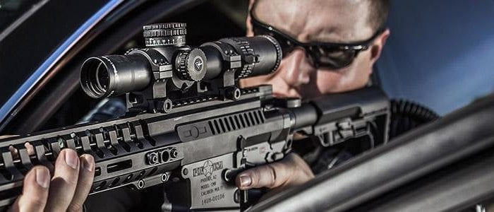 Trijicon AccuPower 1-8×28 Riflescope Review – High Clarity Scope?
