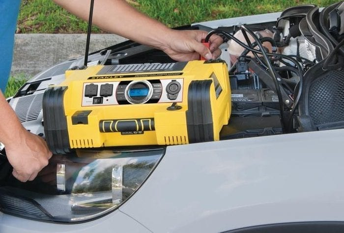 STANLEY FATMAX PPRH7DS Power Station Jump Starter Review