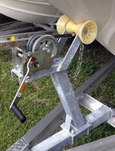 Boat Trailer Winch Stand Sailboats