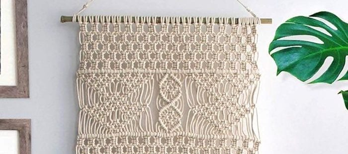The Top 5 Best Macramé Wall Hangings[Rankings and Review]