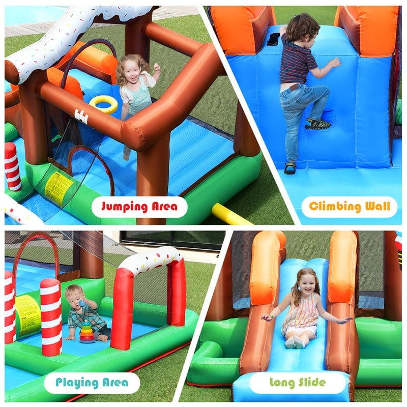 Bounce House Activities
