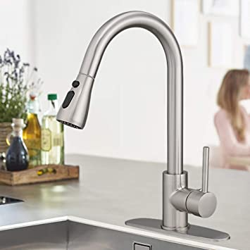 Right utility faucet