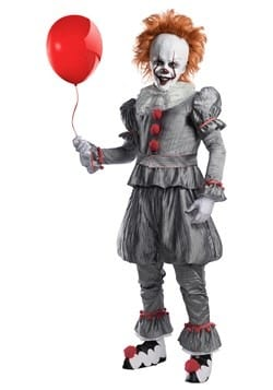 What Color Is Pennywise Costume