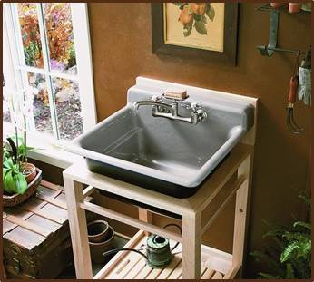 Best Utility Sinks for Your Laundry Room