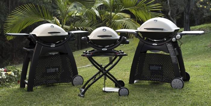 Portable Gas Grill Lineup
