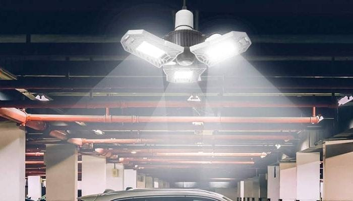 The 5 Best LED Garage Lights [Rankings and Buyer's Guide]